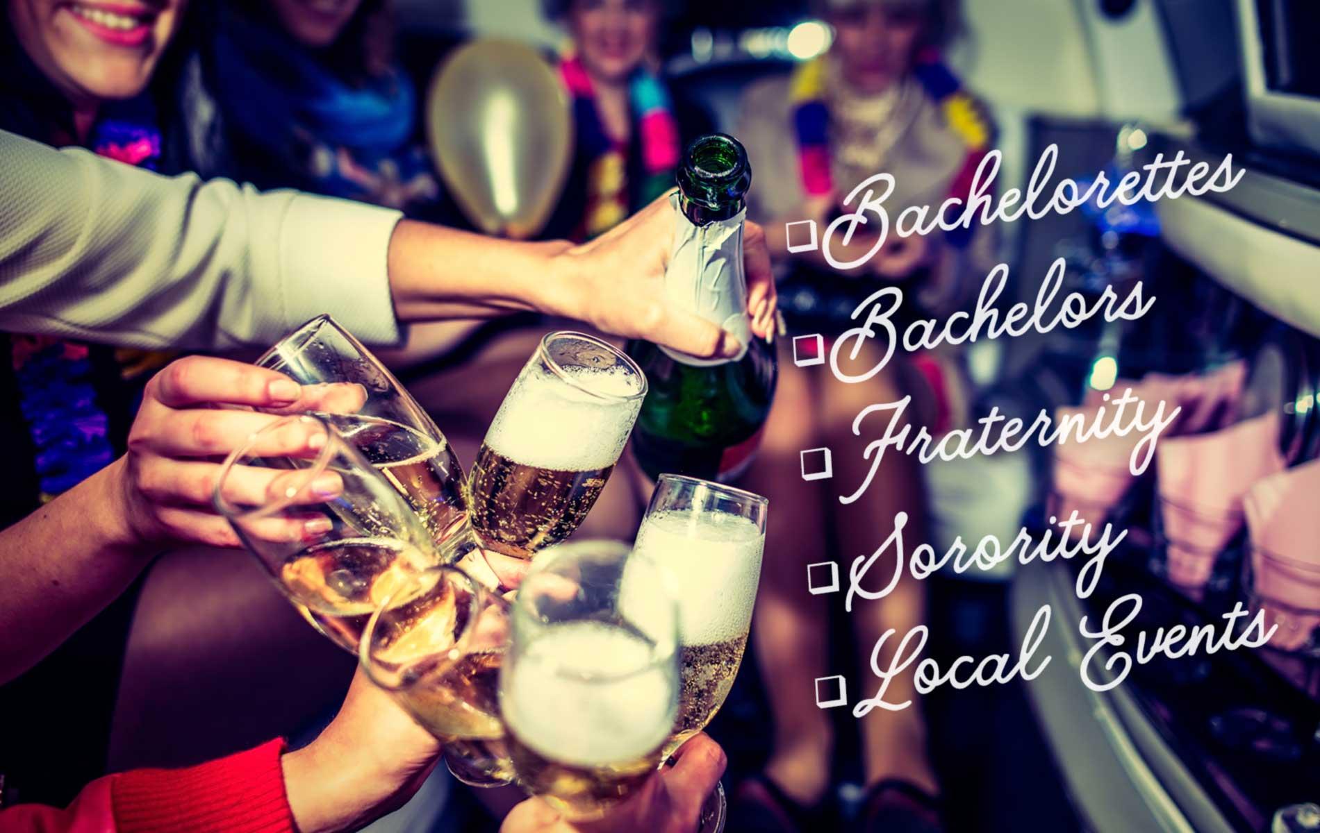 Bachelorette Party In Charleston SC